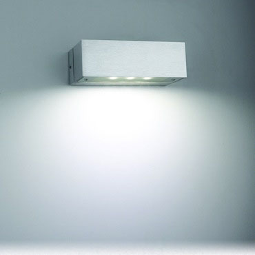 Blank Wall With Light