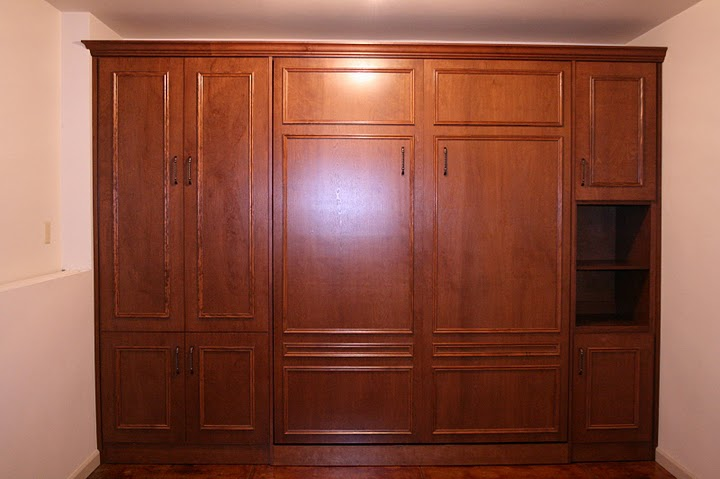 Murphy Bed Accented 21