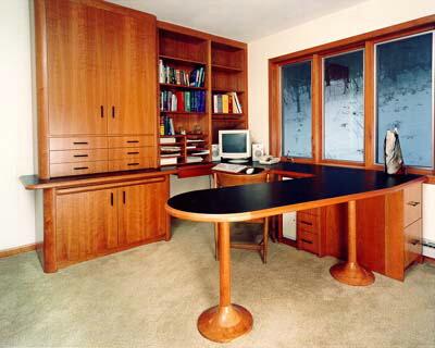 Light Office Area