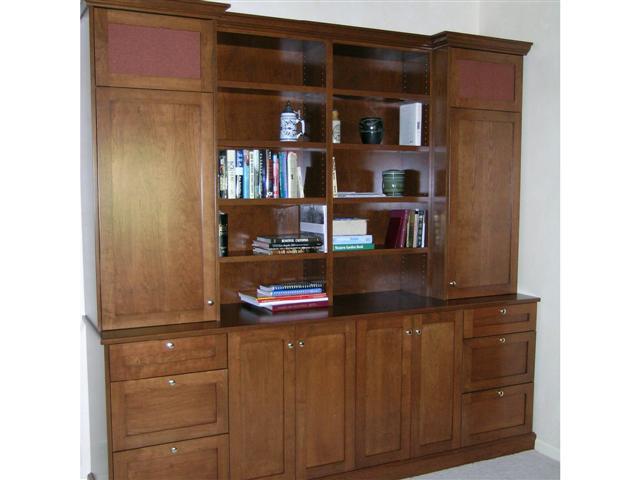 Medium Shade Shelves