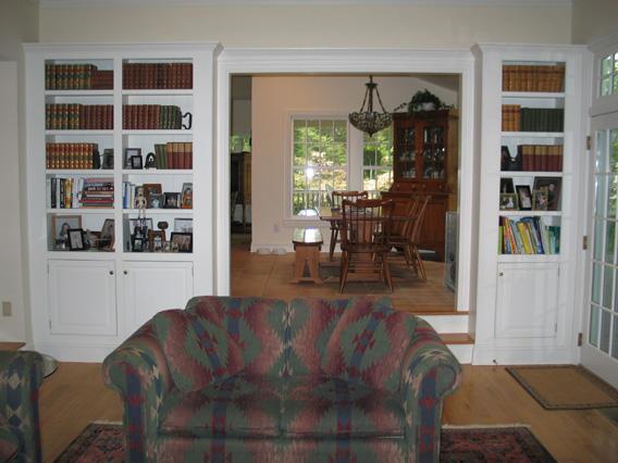 Doorway Shelves